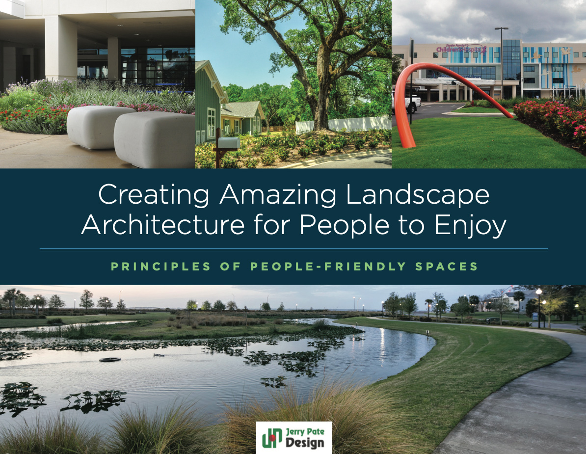 Creating Amazing Landscape Architecture for People to Enjoy
