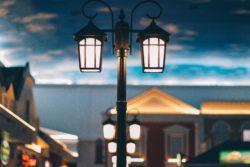 lighting in landscape architecture