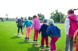 green spaces child development